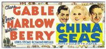 China Seas 1935 DVD - Clark Gable / Jean Harlow